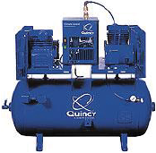 Quincy Oil Flooded Rotary Screw