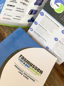 Rasmussen Air and Gas Energy product solutions collateral